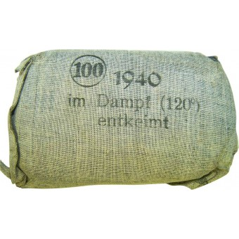 WW2 german first aid kit. Espenlaub militaria