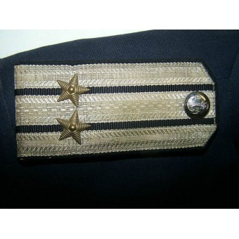 Engineer vice colonel of the coastal service of the Red Fleet navy M 34 tunic.. Espenlaub militaria
