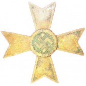WW2 German KVK2 cross in relic condition.