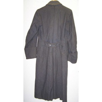 Luftwaffe overcoat in salty condition. Espenlaub militaria