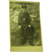 Original WW2 photo of German Luftwaffe soldier