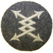 WW2 German Luftwaffe Specialist sleeve patch Fernsprecher- Telephone operators
