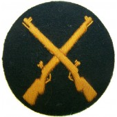 WW2 German Wehrmacht Heer. Specialist sleeve patch.