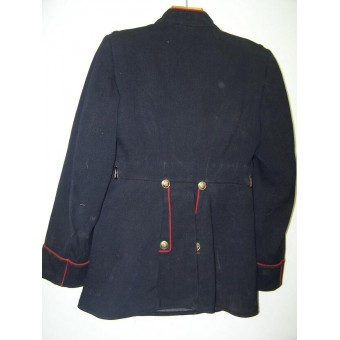 Early postwar M47 tunic for RKM- Soviet Russian Police. Espenlaub militaria