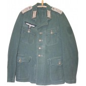 German 3 Reich Heer Infantry Haptmann's of 96 Infantrie regiment tunic.