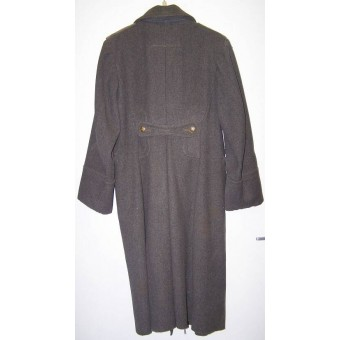 M41 overcoat for major of medical service, dated 1943 year. Espenlaub militaria