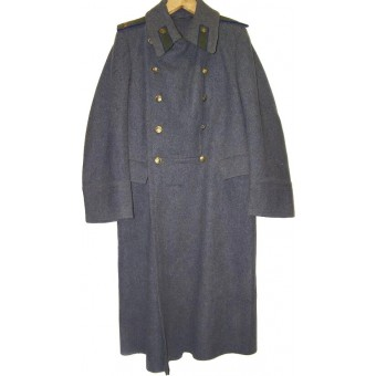 M41 overcoat for supply service of cavalry or technical state of NKVD, lieutenant, dated 1941. Espenlaub militaria