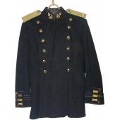 M45 Navy officer's parade tunic, for colonel-lieutenant.