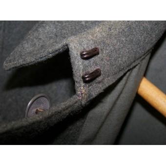 Stahlhelm bun wool tunic in very good condition. Espenlaub militaria