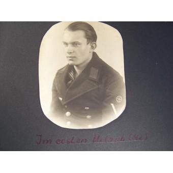 WW2 Photoalbum belomged to the German Kriegsmarine soldier, 92 pics.!. Espenlaub militaria