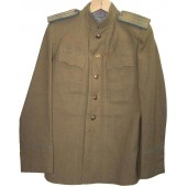 RKKA, Soviet airforce major's M 43 tunic