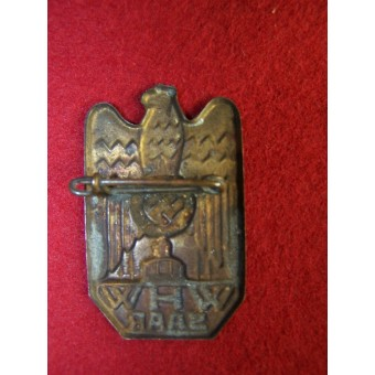 Winterhilfswerk badge-SAAR. Espenlaub militaria