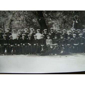 5 photos of a soviet pilot served in naval aviation. Espenlaub militaria