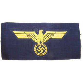 Kriegsmarine breast eagle, mint. Espenlaub militaria