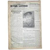 "WW2 pilot's newspaper ""Baltic PILOT""  7 January,1945!"