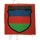 Azerbaijan volunteers shield