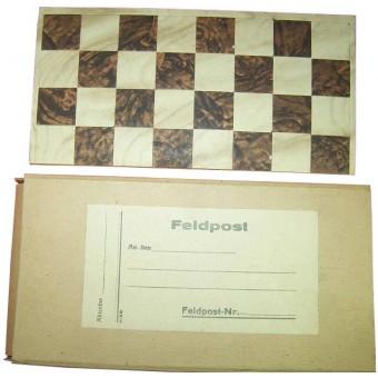 German ww2 table game set in original package. Espenlaub militaria