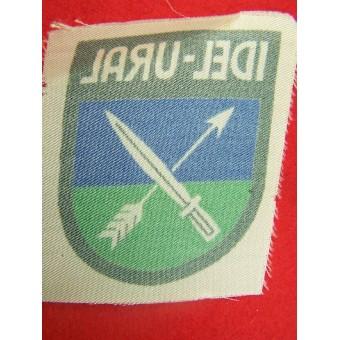 Tatarian and other Volga nations volunteers. Espenlaub militaria