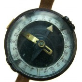 1945 year dated military compass
