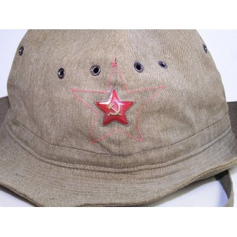 Extremely scarce soviet tropical hat. pre-war made!. Espenlaub militaria