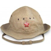 Extremely scarce soviet tropical hat. pre-war made!