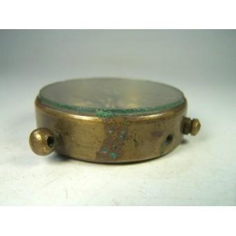 Soviet pre ww2 made brass compass. Espenlaub militaria