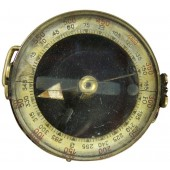 Imperial Russian compass, Captain Adrianov system, Rare!