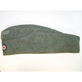 M38 Wehrmacht side cap without soutache. Espenlaub militaria