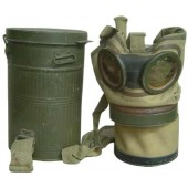 Estonian Gas mask, pre-war