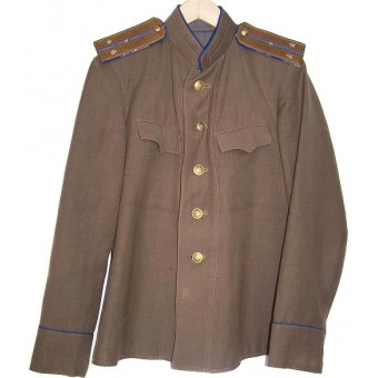 Original Soviet WW2 M43 NKVD-MGB tunic for rank of senior lieutenant. Espenlaub militaria