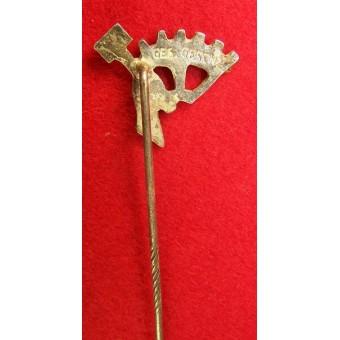 NSBO member pin. Brass. Espenlaub militaria