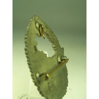 WW2 Zerstorer Kriegsabzeichen. Destroyer war badge. Espenlaub militaria