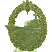 WW2 Zerstorer Kriegsabzeichen. Destroyer war badge