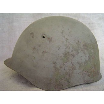SSch-39/1 type helmet, made in blockaded Leningrad. Espenlaub militaria