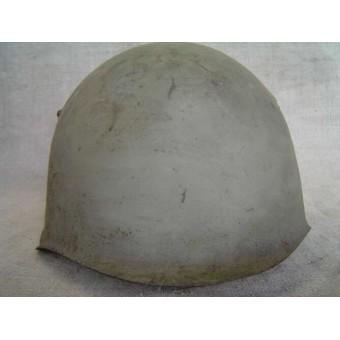 SSch-39/1 type helmet, made in blockaded Leningrad. Espenlaub militaria