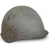 SSch-39/1 type helmet, made in blockaded Leningrad