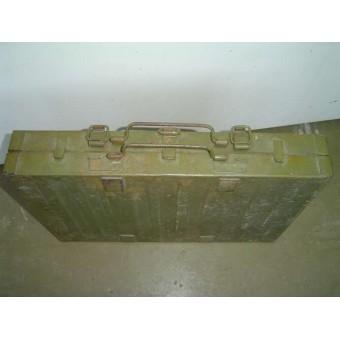 WW2 45 mm Anti tank gun, 5 round ammo box. Espenlaub militaria
