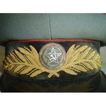 Soviet M43 Generals or Marshals visor cap
