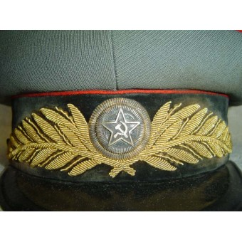 Soviet M43 Generals or Marshals visor cap. Espenlaub militaria