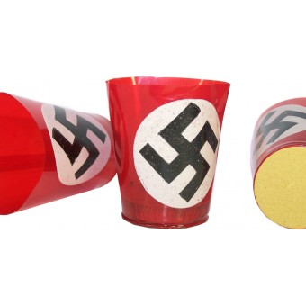 3rd Reich Christmas-New Year candlestick. Espenlaub militaria