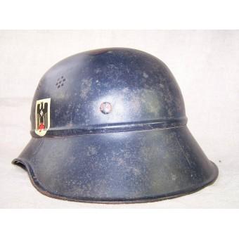 Lufschutz helmet for Rote Kreuz Helfer (helper). Espenlaub militaria
