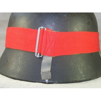 Maneuver band for German helmet. Espenlaub militaria