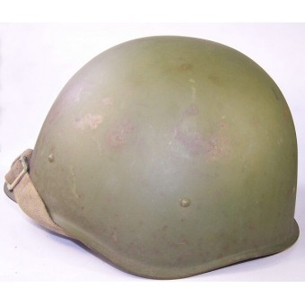 Early postwar helmet M40 helmet, second model. Espenlaub militaria