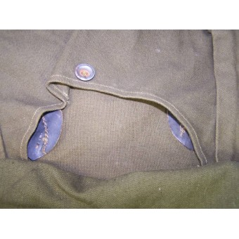 Heeres or Waffen SS bread bag. Espenlaub militaria