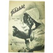 German WW2 propaganda magazine PILDILEHT Estonian language, 1944