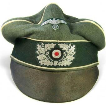 Heeres Infanterie crusher visor hat. Espenlaub militaria
