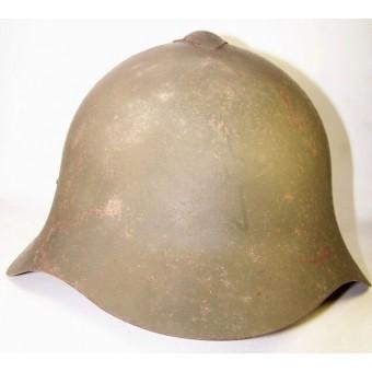 Ssch-36 2nd type issue helmet circa 1938-39 year. Espenlaub militaria
