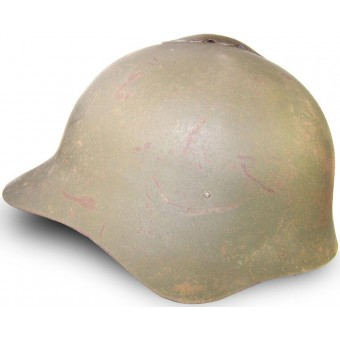 Ssch-36 2nd type issue helmet circa 1938-39 year. Espenlaub militaria