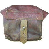 Original WW2 SVT leather ammo pouch- 1941