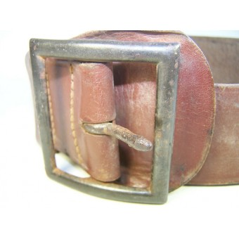 US made lend lease Soviet leather belt. Espenlaub militaria